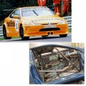 Arceau 6 points FIA PEUGEOT 406