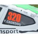 Vitre custode arrière RENAULT Clio 4 T3F 2.60m