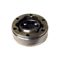 Lobro Ø115mm ep 32mm trou 12 mm - 30 cannelures