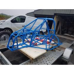 Formule de départ châssis GR TECH