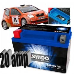 Batterie Lithium 20 Amp