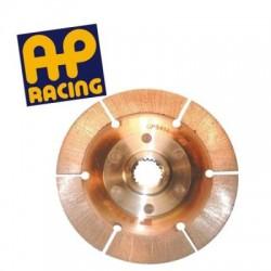 Disque embrayage ø140mm moyeu court métal fritté AP RACING