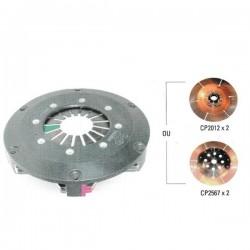 Mécanisme CP7372 ø184mm 532 Nm alu AP RACING