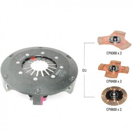 Mécanisme CP7382 ø184mm 636 Nm AP RACING