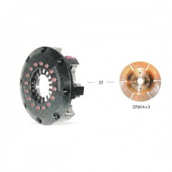 Mécanisme CP6003 ø140mm 471Nm alu AP RACING