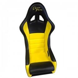 siège bacquet FIA GT 2 couleurs