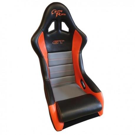 siège bacquet FIA GT 3 couleurs