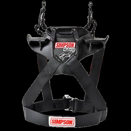 Système HANS SIMPSON Hybrid Sport