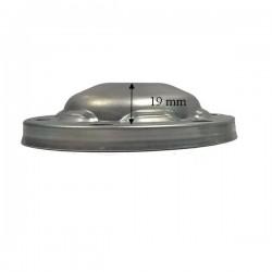Tôle de retenue de graisse Ø108mm