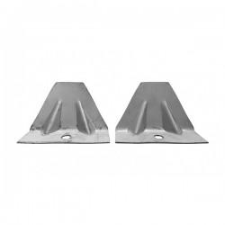 Support de plancher arrière Escort MK1 - MK2