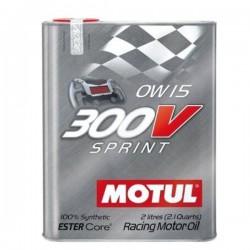 Huile moteur 300V Motorsport 4T 0W15 SPRINT