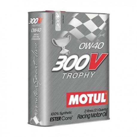 300V Motorsport 4T 0W40 TROPHY Huile moteur
