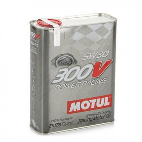 300V Motorsport 4T 5W30 POWER RACING Huile moteur