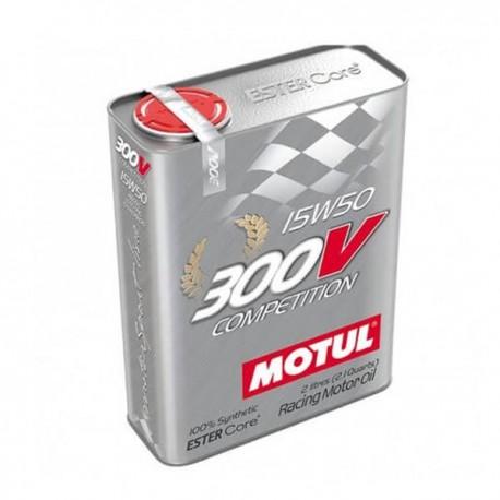 300V Motorsport 4T 15W50 COMPETITION Huile moteur