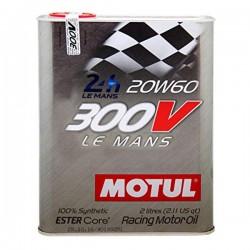 300V Motorsport 4T 20W60 LE MANS Huile moteur