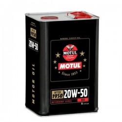 Classic 20W50 5 L Huile moteur MOTUL