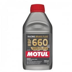 RBF 660 liquide de frein MOTUL