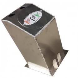 Caisson alu FIA pour réservoir 10 L ATL vertical