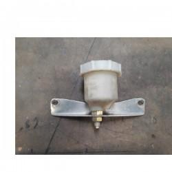 Réservoir liquide de frein avec support