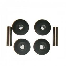 Silent bloc lame suspension arrière POWERFLEX Black Series Escort Mk1/2