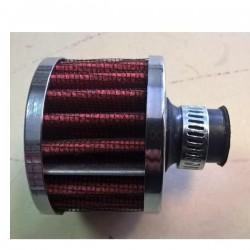 Filtre reniflard entrée 12 à 16 mm