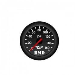 Jauge pression d'huile 0-160 psi Mécanique