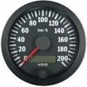 Compteur de vitesse 0-200km/h VDO Cockpit Vision ø80
