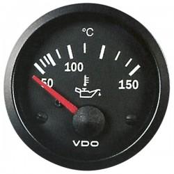 Mano de température d'huile 50 -150°C VDO cockpit vision ø52