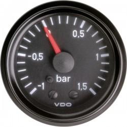 Mano de pression de suralimentation de turbo VDO Cockpit Vision ø52