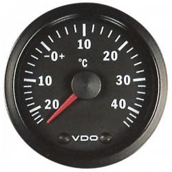 Thermomètre extérieur VDO Cockpit Vision ø52
