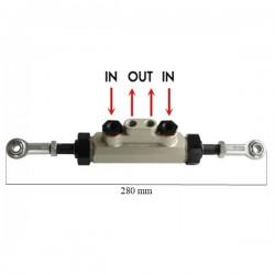 Maitre cylindre seul 0.75 mm pour frein à main Groupe N
