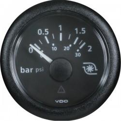Mano de pression de suralimentation VDO Viewline ø52