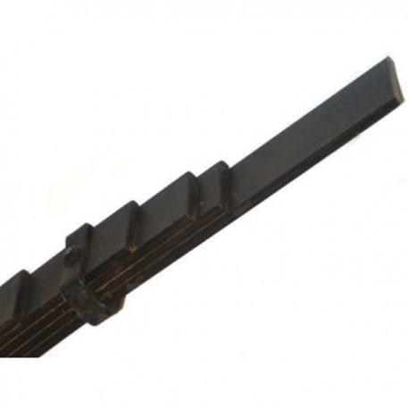 Kit 5 lames de suspension arrière renforcée 50mm Escort Mk1/2