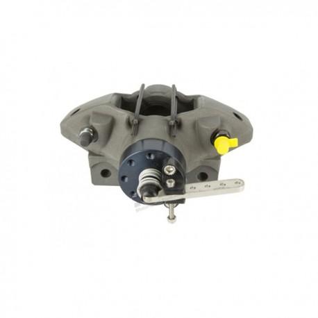 Etrier 2P AP RACING CP2577 ø267mm Ep 9.7 mm frein à main à cable