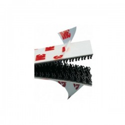 Velcro dual lock noir 3M 25 mm