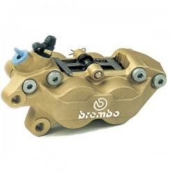 Etrier 4 pistons BREMBO droit axial (4 pistons 34 mm)