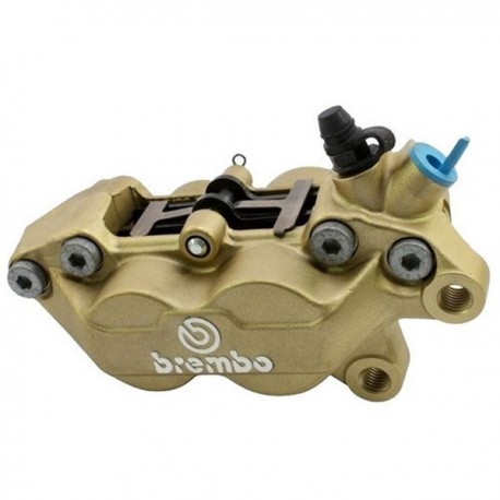 Etrier 4 pistons BREMBO gauche axial (4 pistons 34 mm)