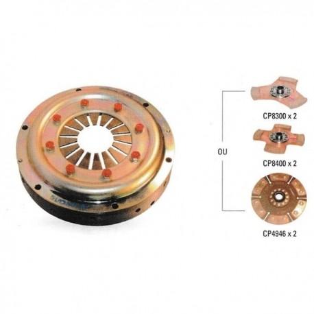 Mécanisme CP2606 ø184mm 421Nm alu AP RACING
