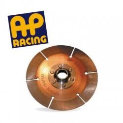 Disque embrayage ø184 moyeu LONG métal fritté AP RACING