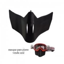 Masque pare pierre pour lunette RNR Hybrid