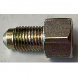 Adaptateur acier 3/8 convexe mâle/femelle