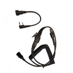 Cable PTT pour casque STAND