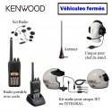 Kit stand-voiture VHF KENWOOD STILO