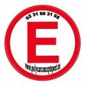 Sticker extincteur