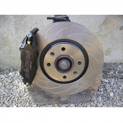 Kit gros frein Citroën Saxo Midilite 285x21 Wilwood étrier 4 pistons