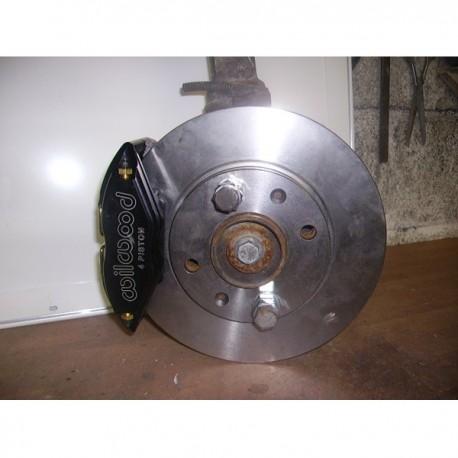Kit gros frein Mazda MX5 Powerlite 270x22 Wilwood étrier 4 pistons