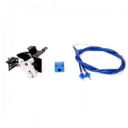 Kit tringlerie pour simple carburateur DCOE double cable