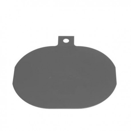 Plaque brute alu non percée 18JC50 436mm x 148mm