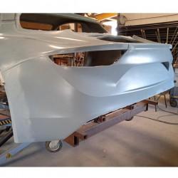 Pare choc arrière type origine nouvelle Alpine A110-2018