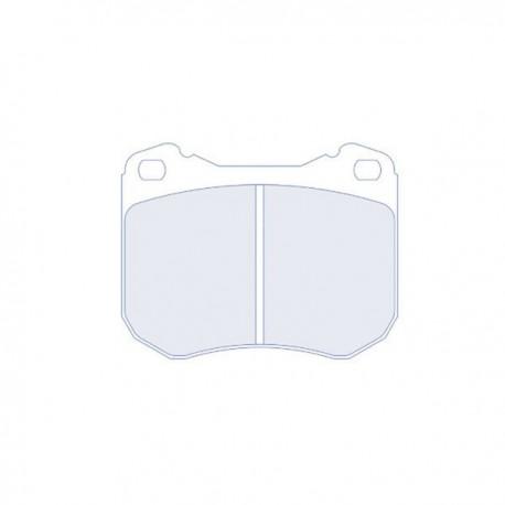 plaquette de frein CL Brakes 4040T18